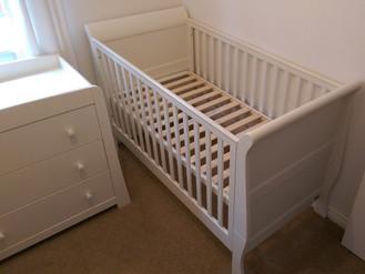 Expecting Twins in Neath, Swansea - Mama's & Papa's Mia Nursery Collection