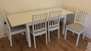 IKEA EXTENDING TABLE - FURNITURE ASSEMBLY - BUILT IN CARMARTHEN, SWANSEA