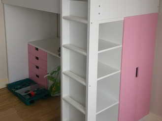 'Take down, put back up' Service - Disassembly and Reassembly of Ikea Furniture - Morriston,