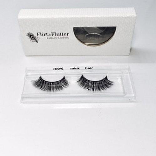 Flirt & Flutter Luxury Lash Strips- A016
