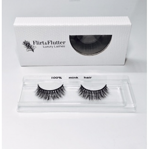 Flirt & Flutter Luxury Lash Strips- AFM007