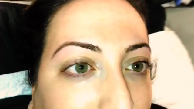 Check out our #lashlift with #lashtint s
