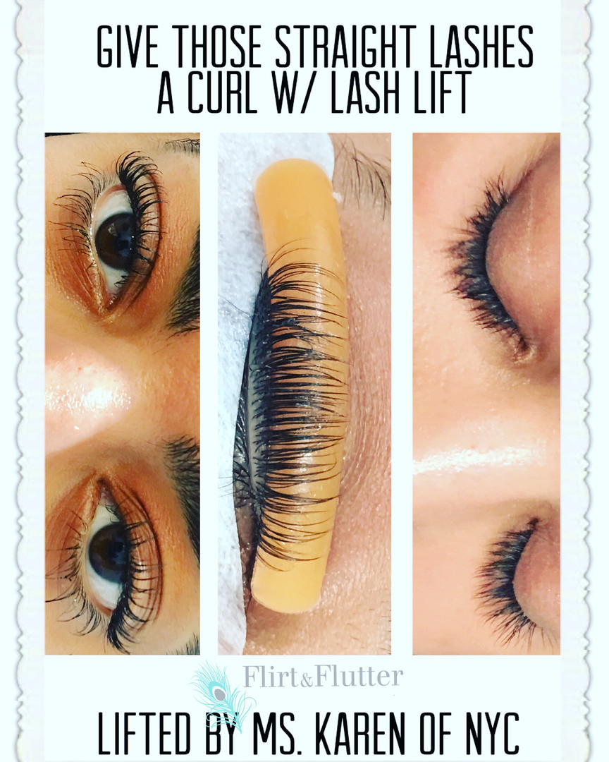 Want the best Lash Lift Services in Miam