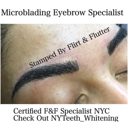 Microblading Eyebrow Services in New Yor