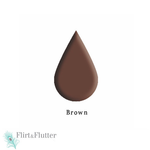 Microblading Brow Mousse/ Brown