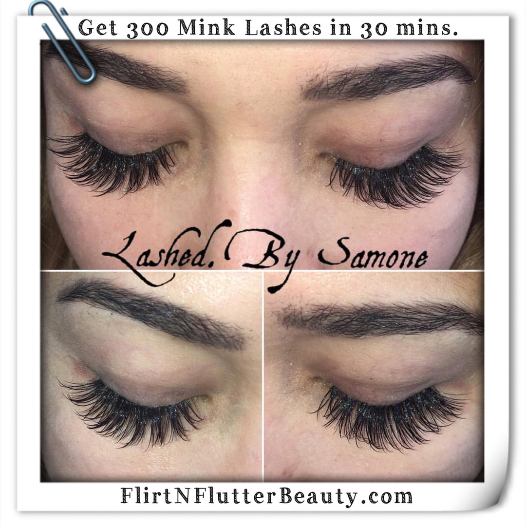 What are 300in30mins lash Extensoins_ Ha