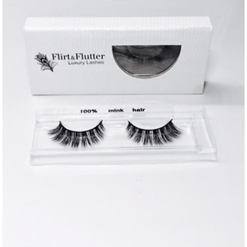Flirt & Flutter Luxury Lash Strips- A12