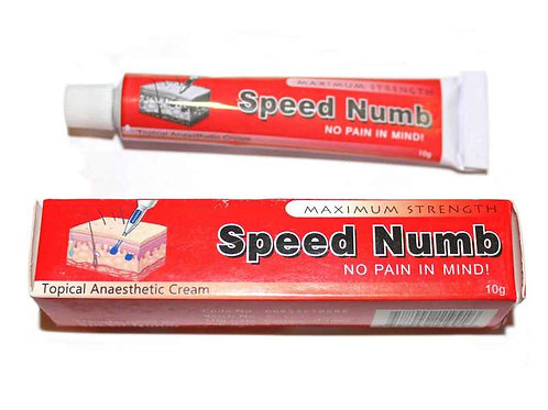 Speed Numb Topical Anesthetic ( Maximum Strength)