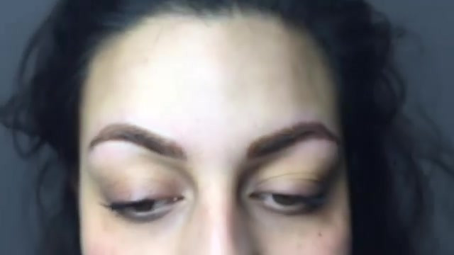 Check out this natural but full brow by