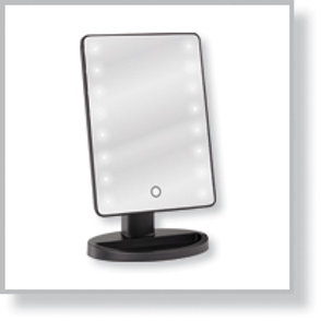 Led Table Top Makeup Mirror