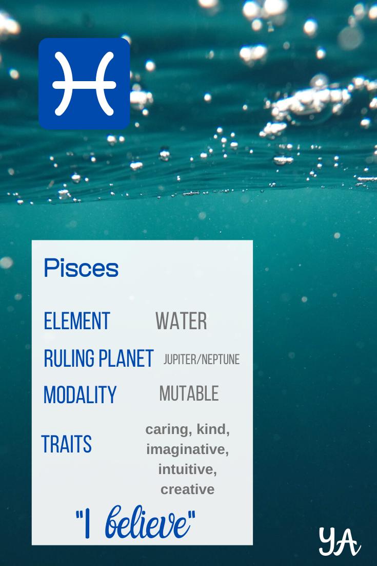 Pisces #zodiac #astrology
