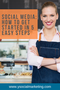 How to get started on #socialmedia