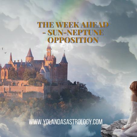The Week Ahead (13-19 September) Sun-Neptune Opposition