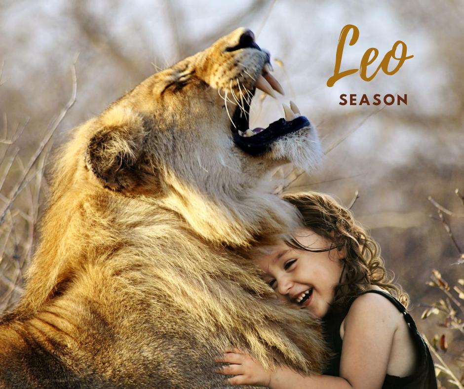 Leo Season #astrology