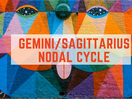 The Gemini/Sagittarius Nodal Cycle