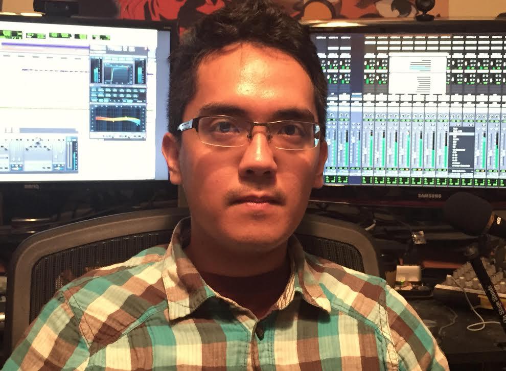 Rolando Nadal - Mixer
