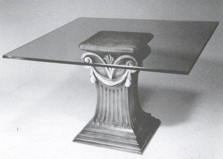 9423 - Pedestal Table