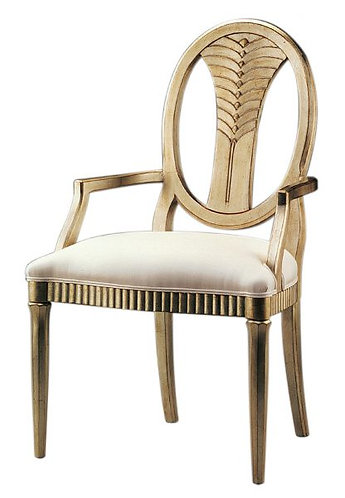 98B2A2/AC - Arm Dining Chair