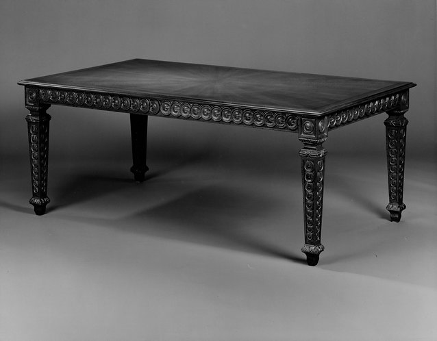 9832/2X Dining Table