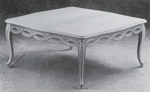 9977/2 - Square Cocktail Table