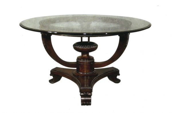 9976 - Dining Table (NO GLASS TOP)