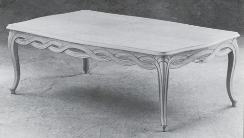 9977/1 - Rectangular Cocktail Table