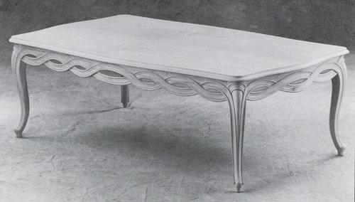 9977/1 - Rectangular Cocktail Table