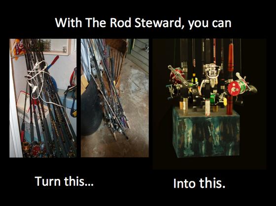 Rod Steward Opening Online Store.