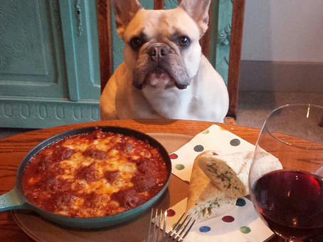 Bruce Wins Delicious Magazines 'Cook The Cover Recipe' Competition