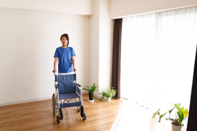 自宅で介護
