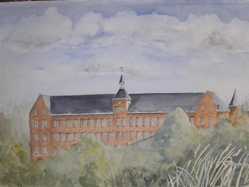 Le Collège en peinture