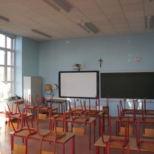 Une classe avec TBI