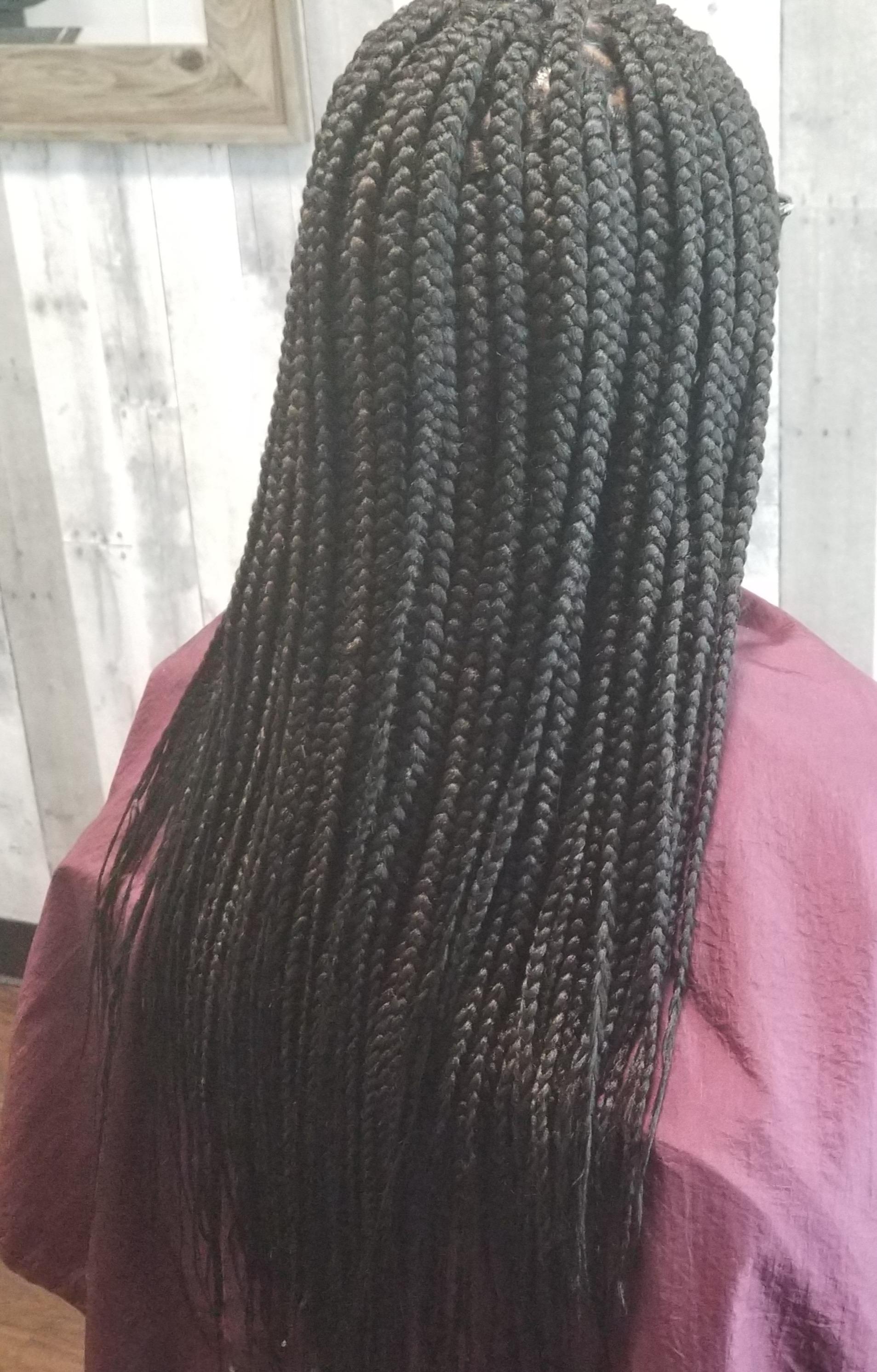med braids