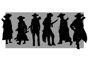 Assassin Silhouette's
