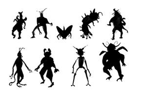 Creature Silhouette