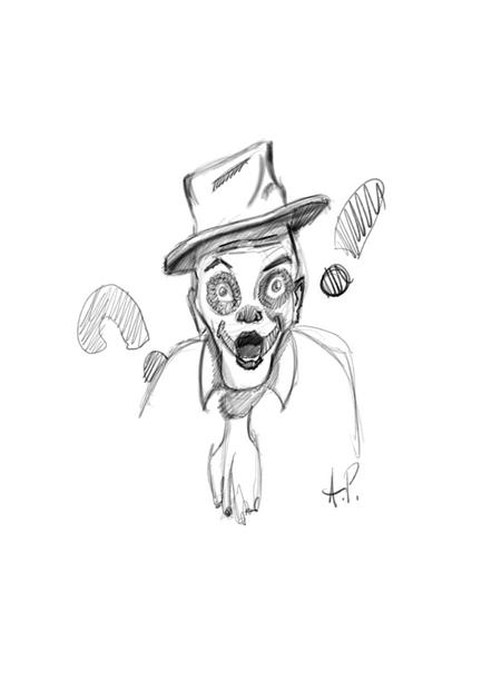 Clown Criminal 3
