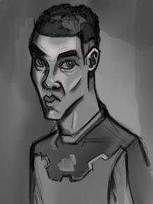 Space Craft Crew Member