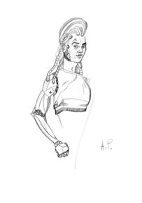 The Cyborg Enhanced Civilian