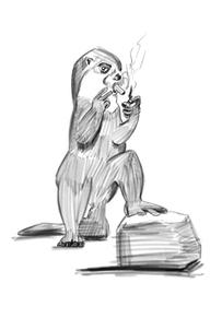 The Unorthodox Otter