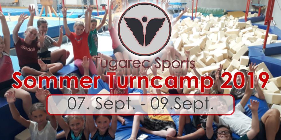 Sommer Turncamp 2019