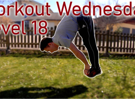 Workout Wednesday Level 18