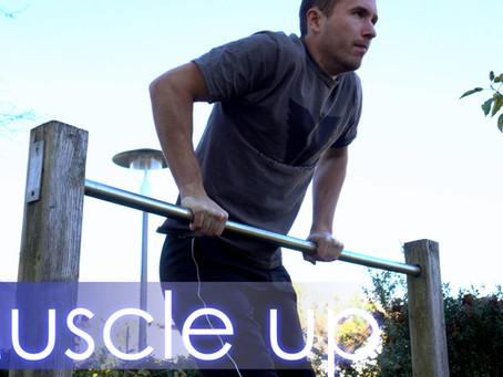 Muscle up am Reck mit Ristgriff lernen - Tutorial für Anfänger