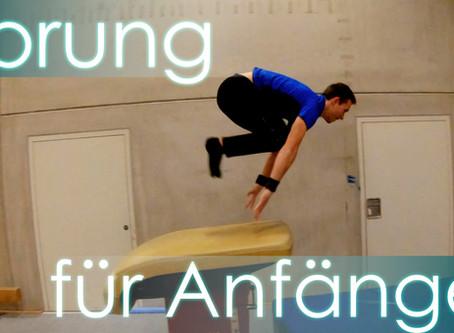 Übungen für Anfänger am Sprung - Übersichtsvideo