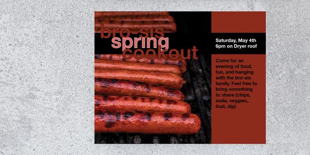 Event Promo Poster Design