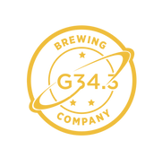 G34.3 Brewing Company  2  PSD - Logo Sol