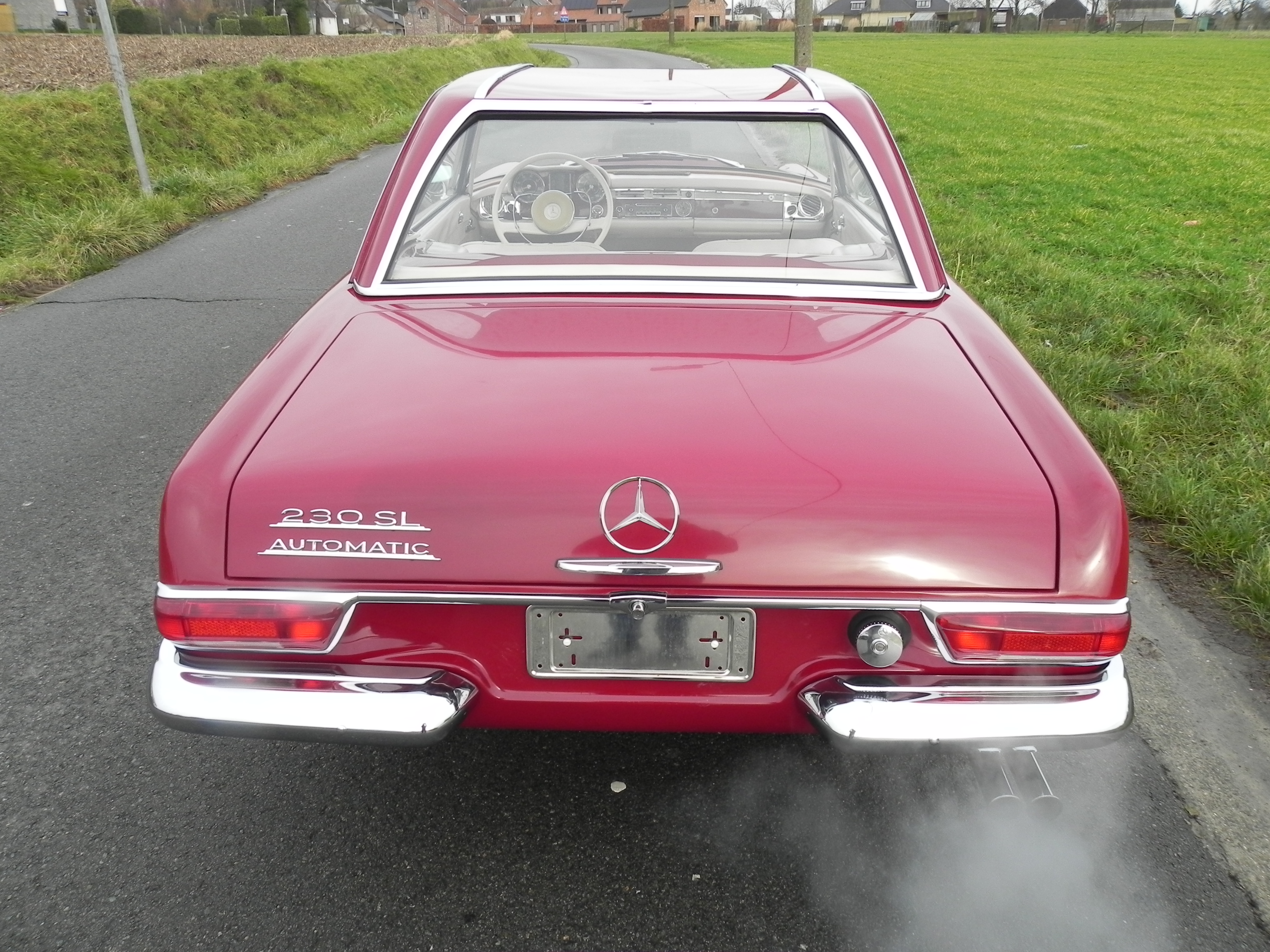 Mercedes-Benz 230SL-1965