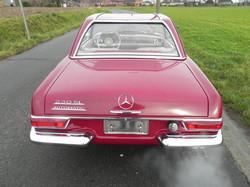 Mercedes-Benz 230SL-1965