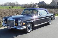 Mercedes 280se 3.5 Cabriolet.JPG