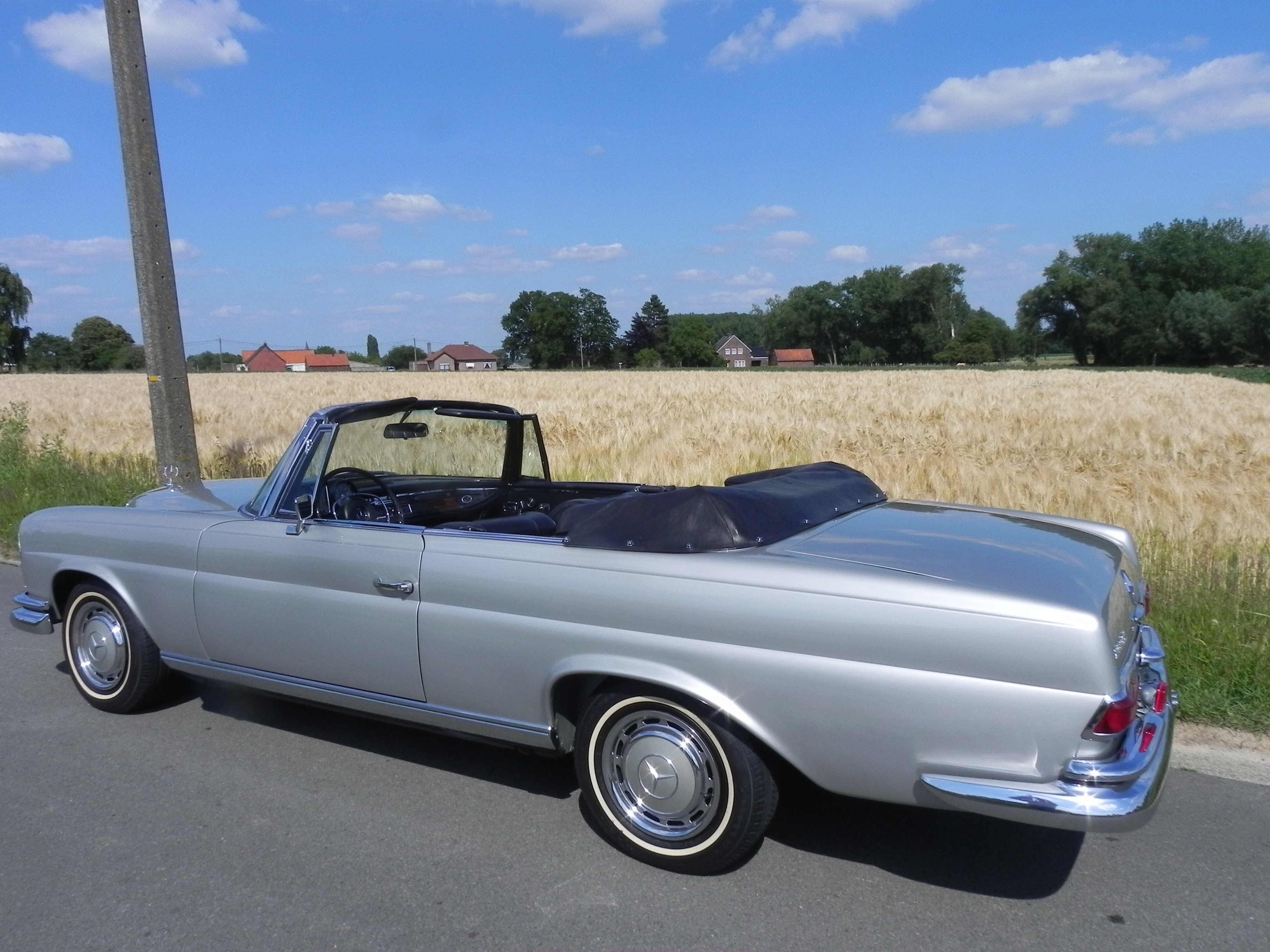 Original 280se Cabriolet