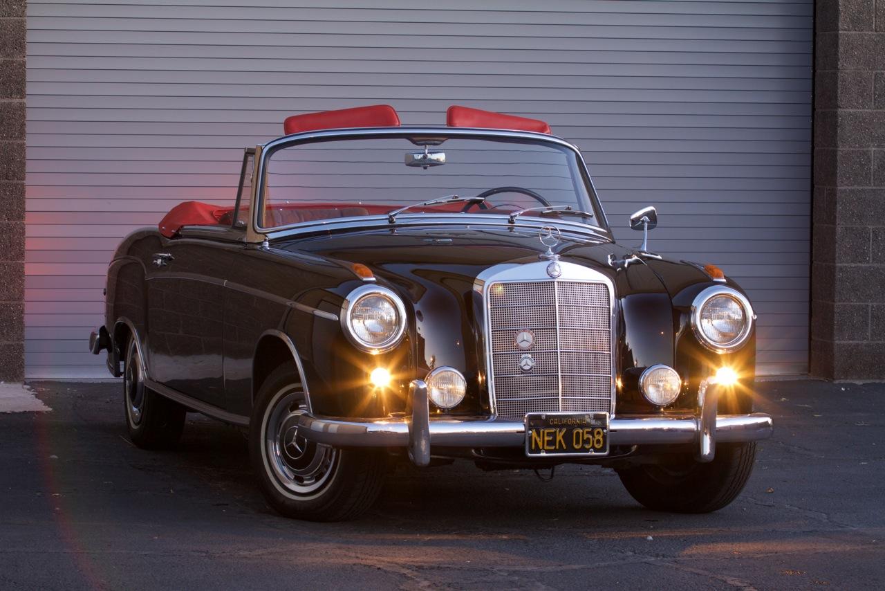 Mercedes Benz 220S-1959